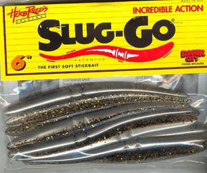 Slug-Go 6 inch 10 pack (Pond shiner)