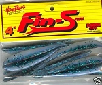 Fin-S Fish 4 inch Color (Mackerel)