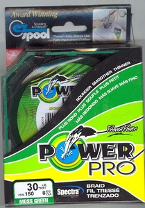 Power Pro Fishing Line (30 lb 150 yrds)