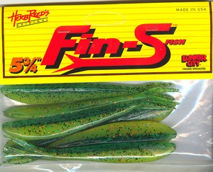 Fin-S Fish 5.75 inch Color ( Fire Perch)