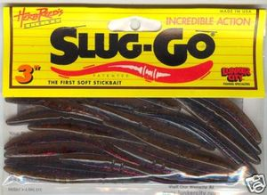 Slug-Go 3 inch 20 pack (black Pumkin)