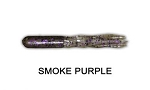 3-1/2'' Tube bait (Smoke Purple & black flk.)